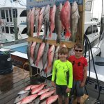 Destin Fishing Family Charter