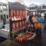 Family Fishing in Destin Florida